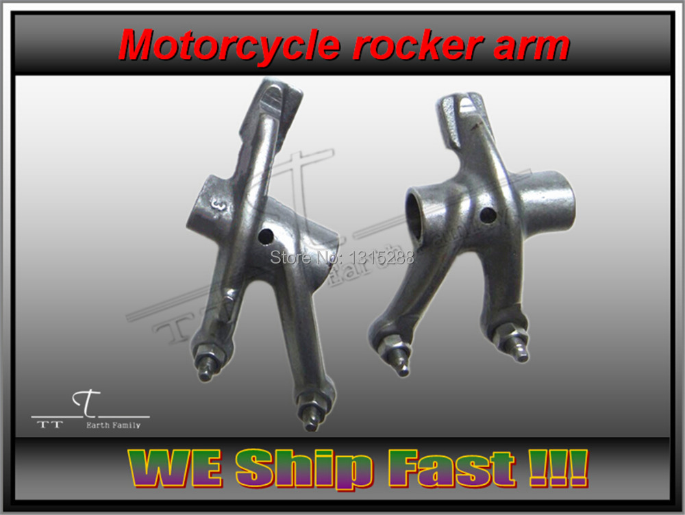 100% Brand new Top Quality Motorcycle parts camshaft tappet shaft cam rocker arm for Suzuki GN250 GN 250 scooter 250 bike(China (Mainland))