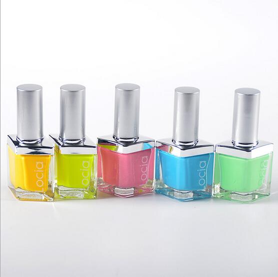 2015 New !! Fashion 1pc 60 Colors Women Nail Polish Nail Art Manicure 14ML Enamel Nail Varnish Long lasting soak off Varnish(China (Mainland))