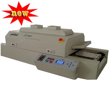 NEW ORIGINAL T960 LED SMT Reflow Oven infrared IC Heating LED aluminum substrate welder LED New Light Source Reflow Oven(China (Mainland))
