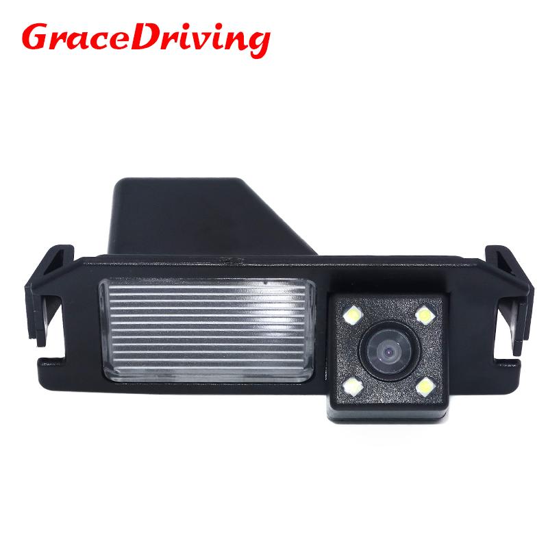 Car Reverse Camera for Hyundai Solaris(verna) Hatchback/ Soul /For Hyundai I30 Backup Rear View Reversing kit Free shipping(China (Mainland))