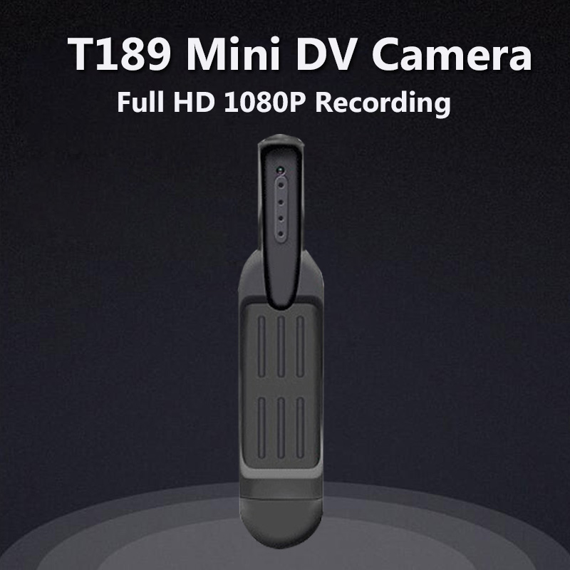 T189 Mini Camera Full HD 1080P 720P DV Camera 12M Video Voice Recorder Digital Micro Pen Camera HD DVR Cameras Mini Spied Cam(China (Mainland))