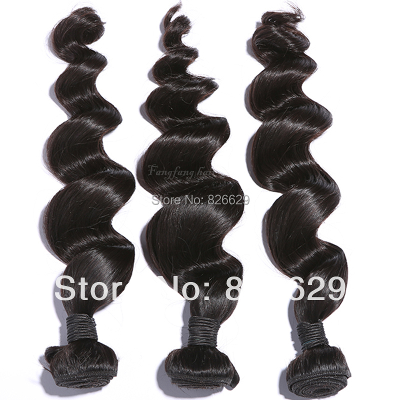 guangzhou queen hair malaysian virgin hair loose wave 2pcs/lot cheap remy human hair weave free shipping queen hair products