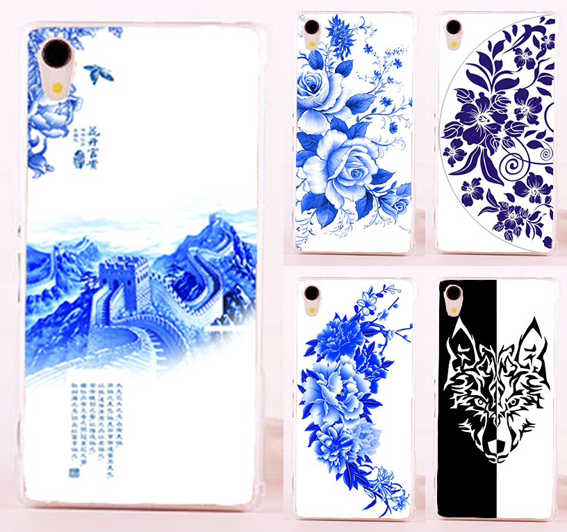 Newest China Great Wall Chinese style mobile phone case for Sony Xperia Z2 D6503 L50W back cover skin Shell Protective Shield(China (Mainland))