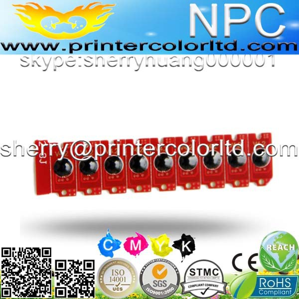 chip for Dell 79K5P for Dell C1355 CN for Dell 331 0724 for Dell MHT79 color toner refill kits chips fuses -free shipping(China (Mainland))