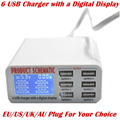 High Speed Multi 8 Ports High Speed USB 2.0 480Mbps USB Charger Portable USB Splitter Peripherals Accessories For Computer
