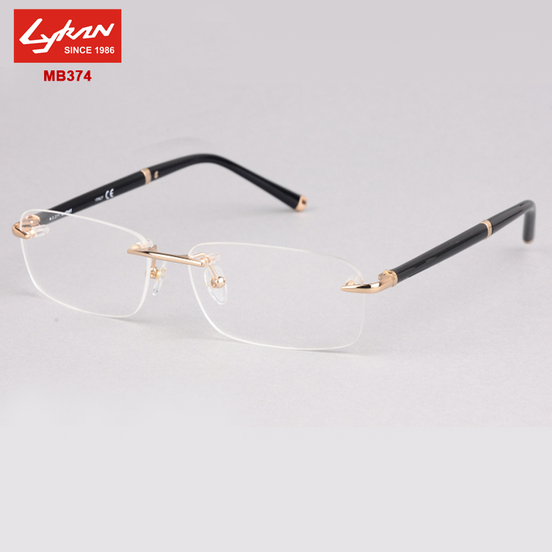 Round Rimless Mens Eyeglasses | Louisiana Bucket Brigade