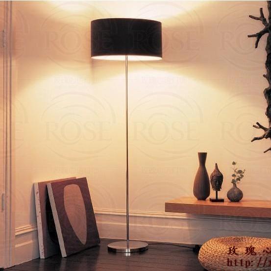 Rose lighting modern lights floor lamp home Decorative light fixture lamp(China (Mainland))
