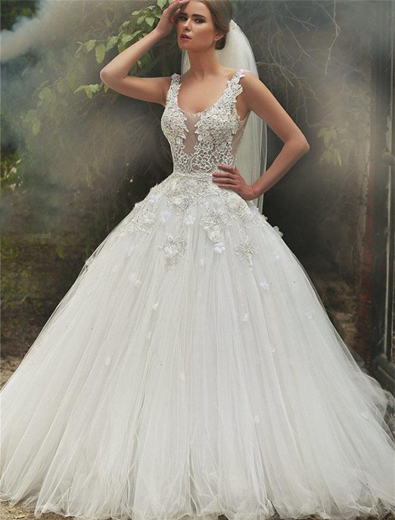Online Get Cheap Popular Wedding Dress Designers -Aliexpress.com ...