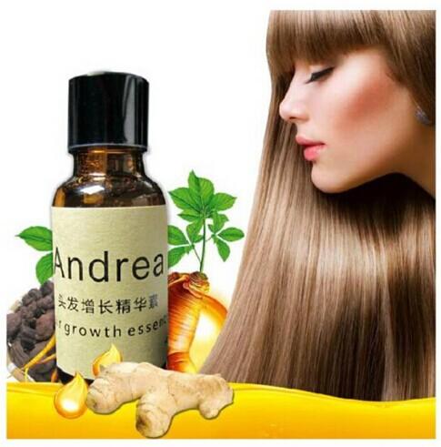 Andrea Hair Growth Essence 20MLHair Loss Care Liquid Thick Black Dense Hair Growth Serum Men&Women Hair Care Essential Serum(China (Mainland))