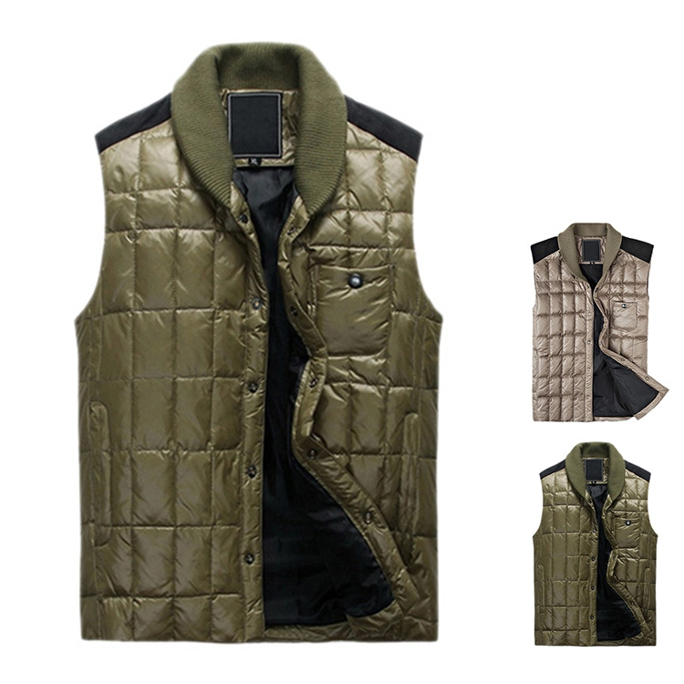 Cheap Winter Down Vests are on major sale at The-House Outlet Store! Don't miss out on your marked-down vest made from the world's top snowboarding brands! These high-quality vests are a must-have in order to fight off the cold this year.