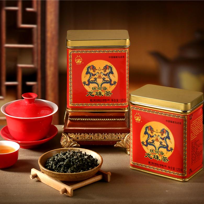 [GRANDNESS] Strong Aroma Flavor AT109 Chinese tea tie guan yin pearl tea Anxi Tieguanyin tea,Tie Guan Yin 125g<br><br>Aliexpress