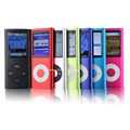 High Quality Battery MP4 Player Slim 4TH 1 8 LCD MP3 with Video Radio FM Players