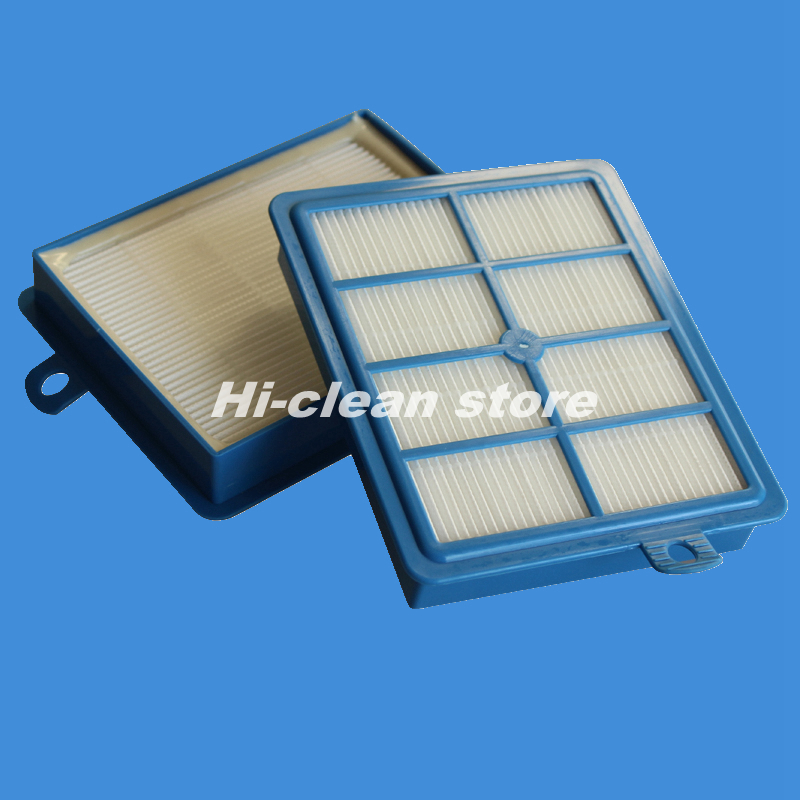 Free shipping 2pcs vacuum cleaner filters suitable for Philips Vacuum Cleaner HEPA Filter FC9083 FC9087 Electrolux HEPA filter(China (Mainland))