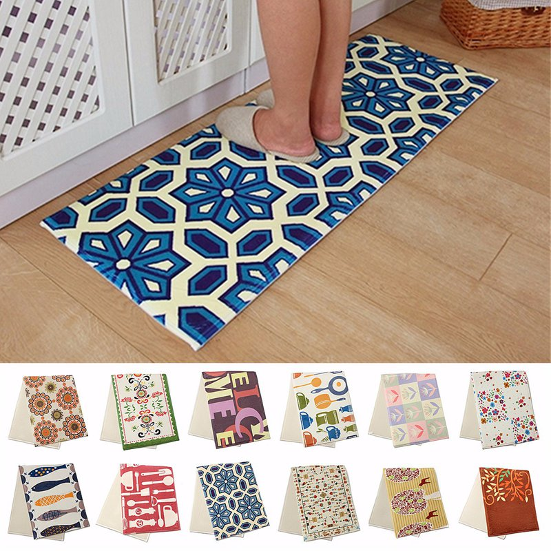 best wholesale non slip kitchen home bedroom bath floor mat 120x45cm rh dhgate com non skid kitchen rugs non slip kitchen rugs reviews