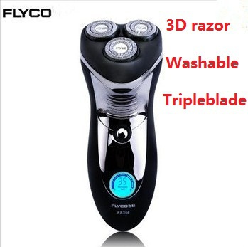 Здесь можно купить  Flyco shaver 3D intelligent cutting head ,water wash  razor fs356 Limited Time Offer Free Shipping  Красота и здоровье