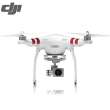 100% Original Dji Phantom 3 Standard High Quality FPV Camera Drone RC Helicopter with 2.7K HD Camera and 3-Axis Gimbal(China (Mainland))