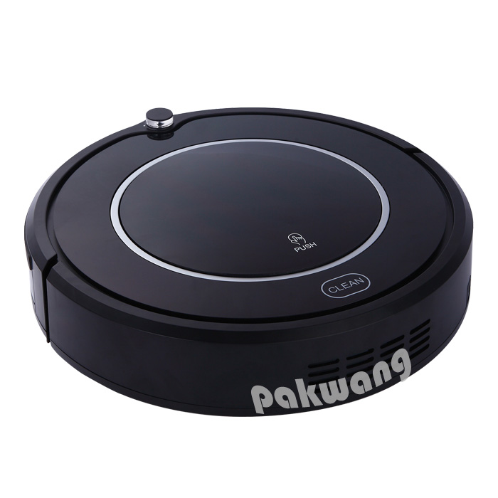2016 Newest Lowest Noise Intelligent Robot Vacuum Cleaner vacuum dust(China (Mainland))