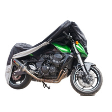 Big Size Motorcycle Covering Waterproof Dustproof Scooter Cover UV resistant Heavy Racing Bike Cover wholesale(China (Mainland))