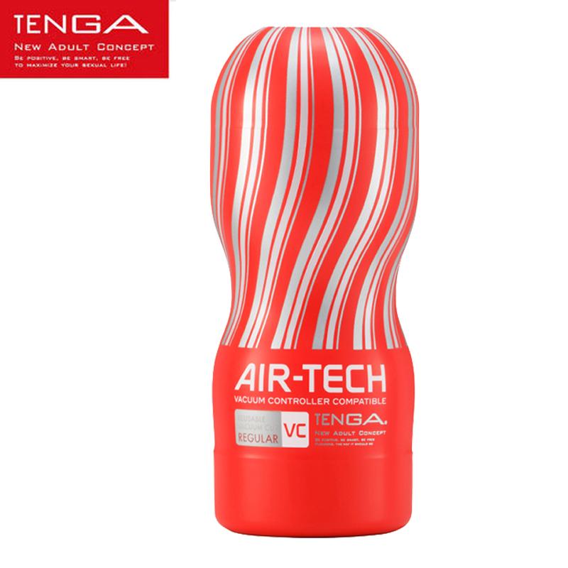 TENGA Air Tech Vaccum Masturbator Pocket Pussy Adult Sex Toys Artificial Vagina Tenga Egg Realistic Vagina Male Sex Toy(China (Mainland))
