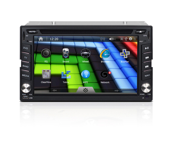 6.2 inch Car Radio Car DVD Player with GPS Free Shipping