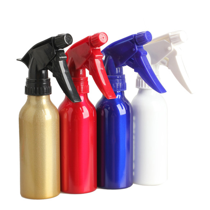 T2N2 Fashion Aluminum Sprayer Spray Bottle Hairdressing Flowers Water Sprayer Tool 98% Area Styling Products(China (Mainland))