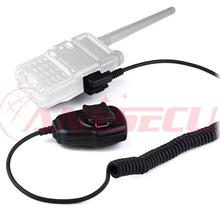 Radio earpiece MIC-K1-31 OEM Two Way Radio Handheld Speaker Microphone