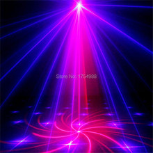 Buy SUND 3 Lens 18 Patterns RB Led Laser Stage Lighting Effect Laser Projector Party Club Bar DJ Disco Home Show Professional Light for $76.50 in AliExpress store