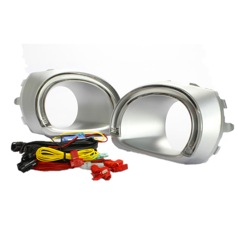 Discount Price LED DRL Daytime Running Light with dimmer function For Subaru Outback , Free Shipping!!!