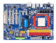 Free shipping 100%original motherboard for gigabyte GA-M720-US3 M720-US3 Socket AM2 AM3 DDR2 720 desktop motherboard(China (Mainland))