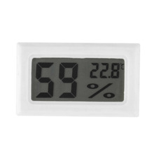 Buy Mini Digital LCD Indoor Convenient Temperature Sensor Humidity Meter Thermometer Hygrometer Gauge New Arrival Worldwide Store for $1.49 in AliExpress store