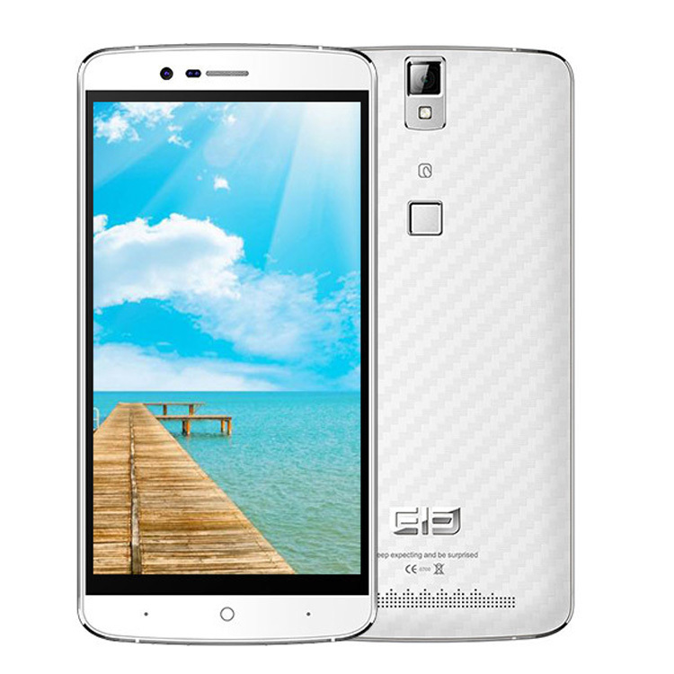 5 5 Elephone P8000 4G LTE Mobile Phone MTK6753 Octa Core FHD 3GB RAM 16GB ROM