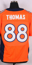 18 Peyton Manning Jersey blue 58 Von Miller 88 Demaryius Thomas #7 John Elway jersey #10 Emmanuel Sanders Stitched Elite Jerseys(China (Mainland))