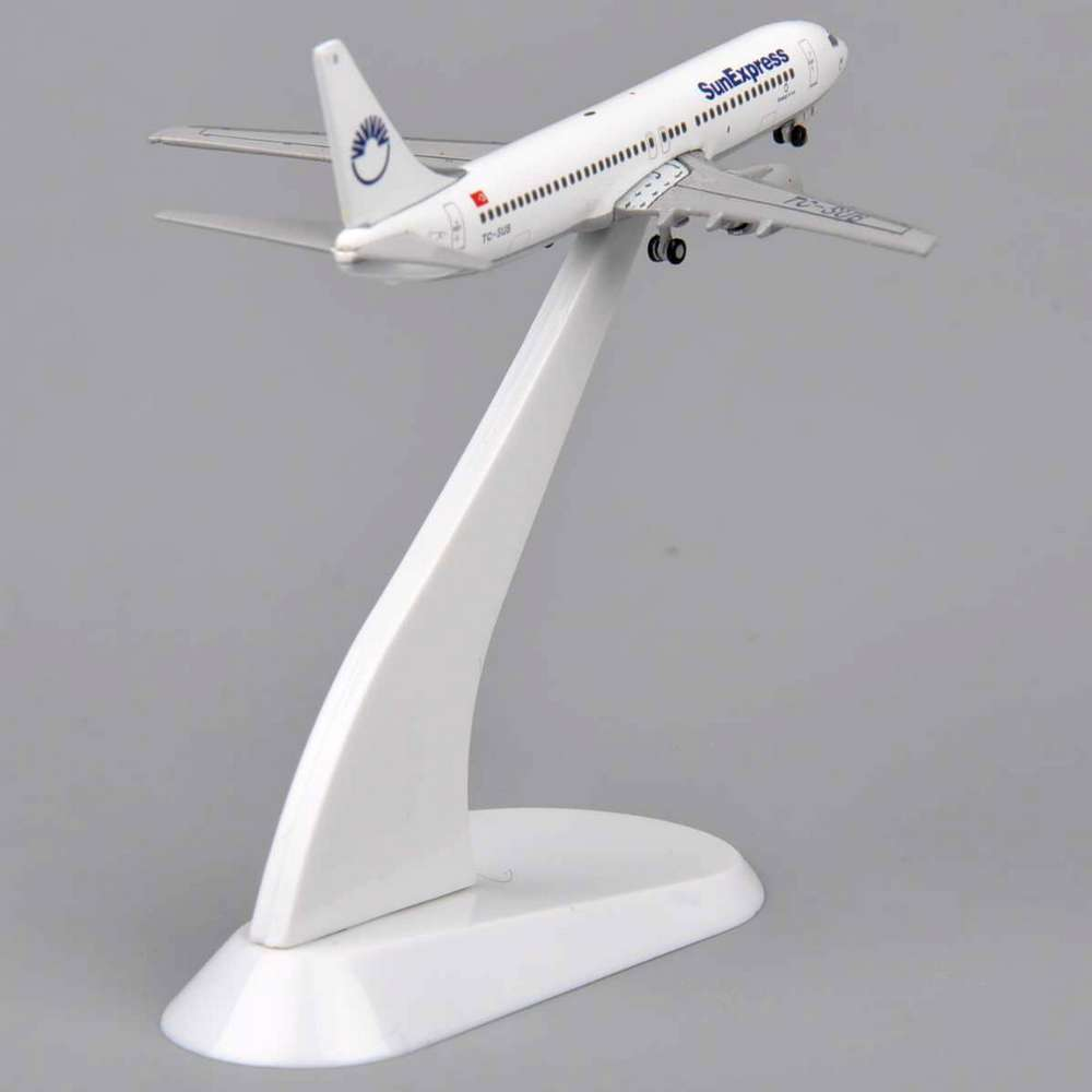 StarJets 1/500 Scale Alloy Diecast Aircraft SunExpress Boeing 737 TC-SUB Airliner Airplane For Kids Birthday Gift D(China (Mainland))
