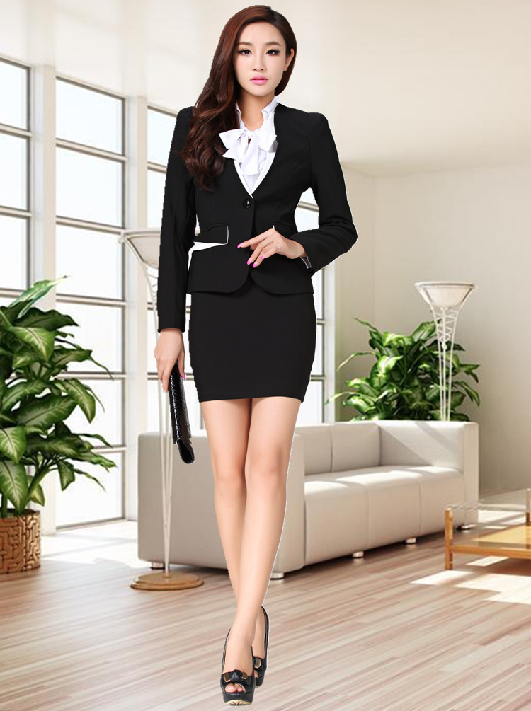 Women's Skirt Suits Women's Crepe Short Sleeve Skirt Suit With Ruffled Collar $ 99 Prime. 5 out of 5 stars 1. Tahari by Arthur S. Levine. Women's Bi Stretch Skirt Suit With Copper Finish Hardware $ 00 Prime. MFrannie. Women Button Down Vest and Skirt Formal Work 2 Pieces Suit Set.