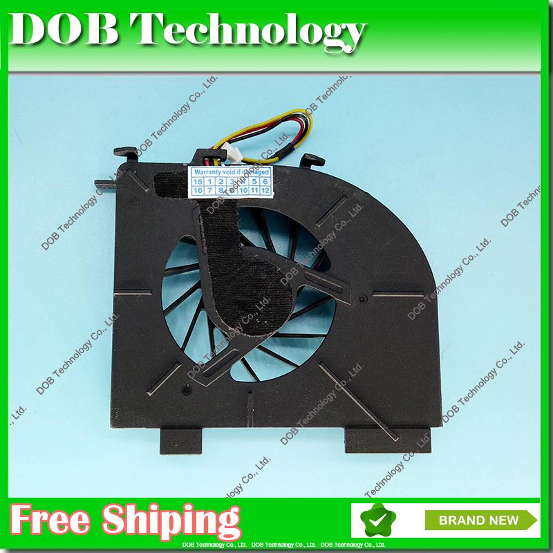 Brand original laptop CPU cooling fan cooler for HP Pavilion dv6 dv6-1010ed dv6-1215sd dv6-1220sd FAN 518435-001(China (Mainland))