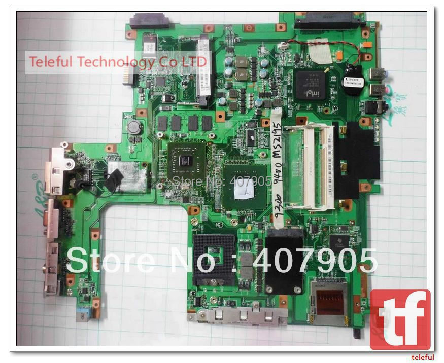 Motherboard for Acer aspire 9410 9411AWSMI MS2195 48.4G902.021 Model(China (Mainland))