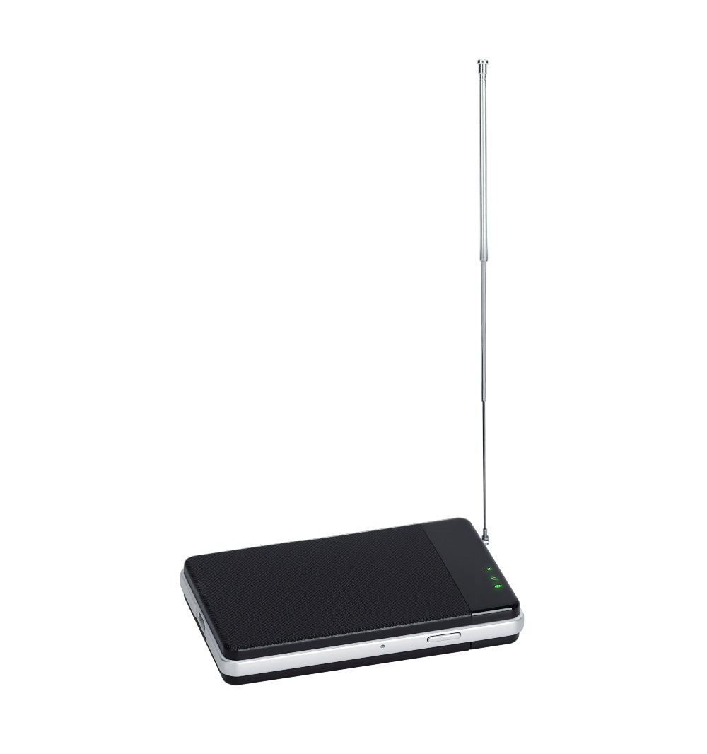 Lesee V2 portable WiFi DVB-T2 DVB-T digital mobile pad TV box tuner broadcasting terrestrial TV receiver for Android devices(China (Mainland))