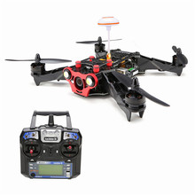 New Arrival Eachine Racer 250 FPV Drone F3 NAZE32 CC3D w/ Eachine I6 2.4G 6CH Remote Control VTX OSD RTF RC Multicopter Drones