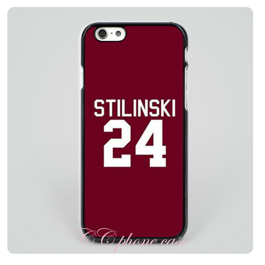 een wolf stilinski 24 Black Hard Skin mobile phone Cases Cover For iPhone 4S 5S 5C 6 6 PLUS Free shipping with gift..jp(China (Mainland))