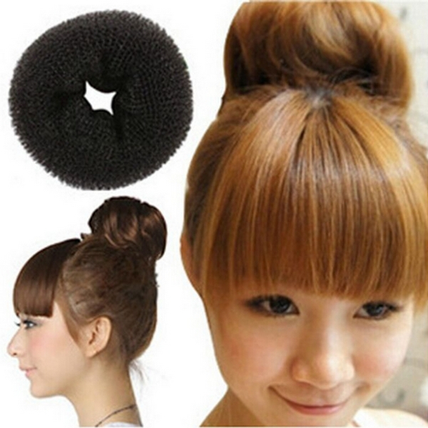 Hot Sale Summer Style Princess Hairstyle Bud Head Hair Accessories for Women Hair Band Dish Hair Tools Accessories 1pcs/lot(China (Mainland))