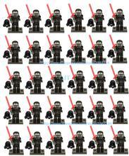 Star Wars Minifigures 30pcs/lot Clone Trooper Stormtrooper Darth Vader Yoda Corps Republic Solider Figure Toys Compatible