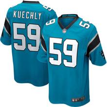 Luke Kuechly Jerseys NFL Carolina Game Football Jersey - Black(China (Mainland))