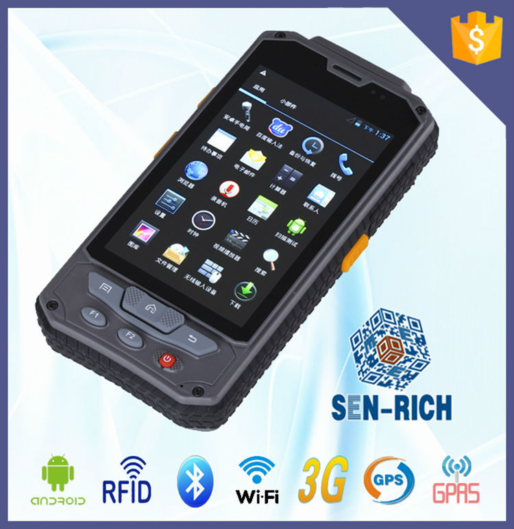 Handheld PDA with Android OS, 500w Camera with Flash, GPS,3G, WIFI,Bluetooth,RFID(Optional),1D/2D Barcode Scanner(optional)(China (Mainland))