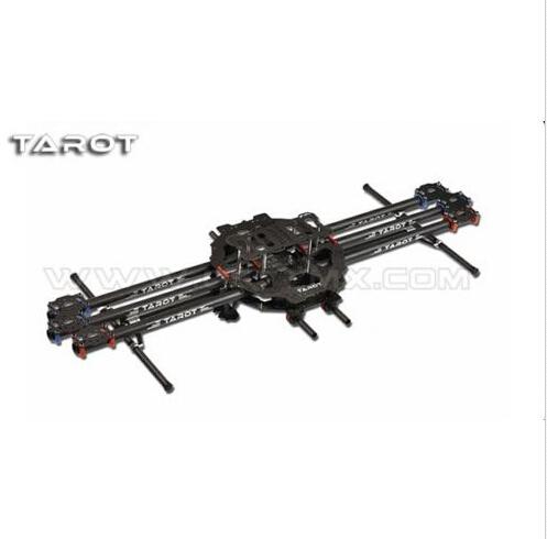 Tarot FY680 3K Pure Carbon Fiber Full Folding Hexacopter 680mm FPV Aircraft Fram(China (Mainland))