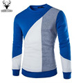 New 2015 Autumn Winter Fashion O neck Long Sleeve Mens Sweater Pullovers Knitted Sweater Man Outdoors