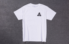 Palace T Shirt Men Women Skateboard T-Shirt Cotton Triangle Summer Style Short Sleeve Famous Brand Hip Hop Casual Streetwear Tee