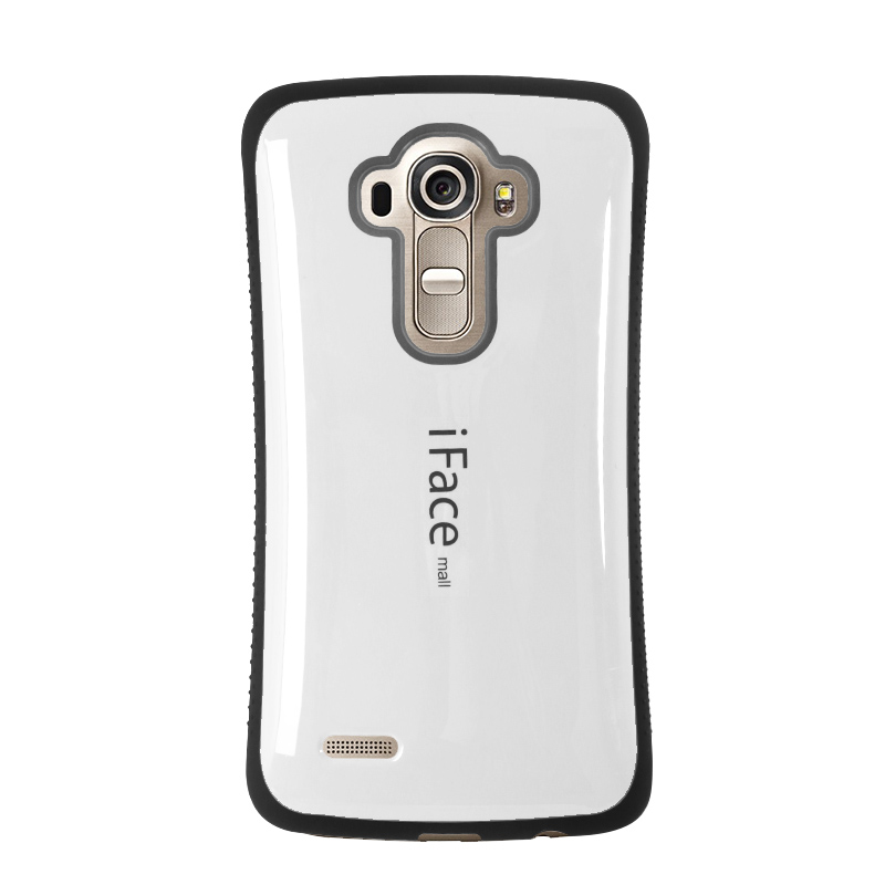 iFace Mall Hybrid Shockproof Case for LG G4 Heavy Duty Back Cover Hard Tough Shell Skin Full Protection Mobile Phone Cases(China (Mainland))