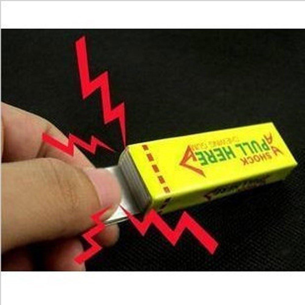 One Pack of Funny Shock Gag Shocking Gum(China (Mainland))