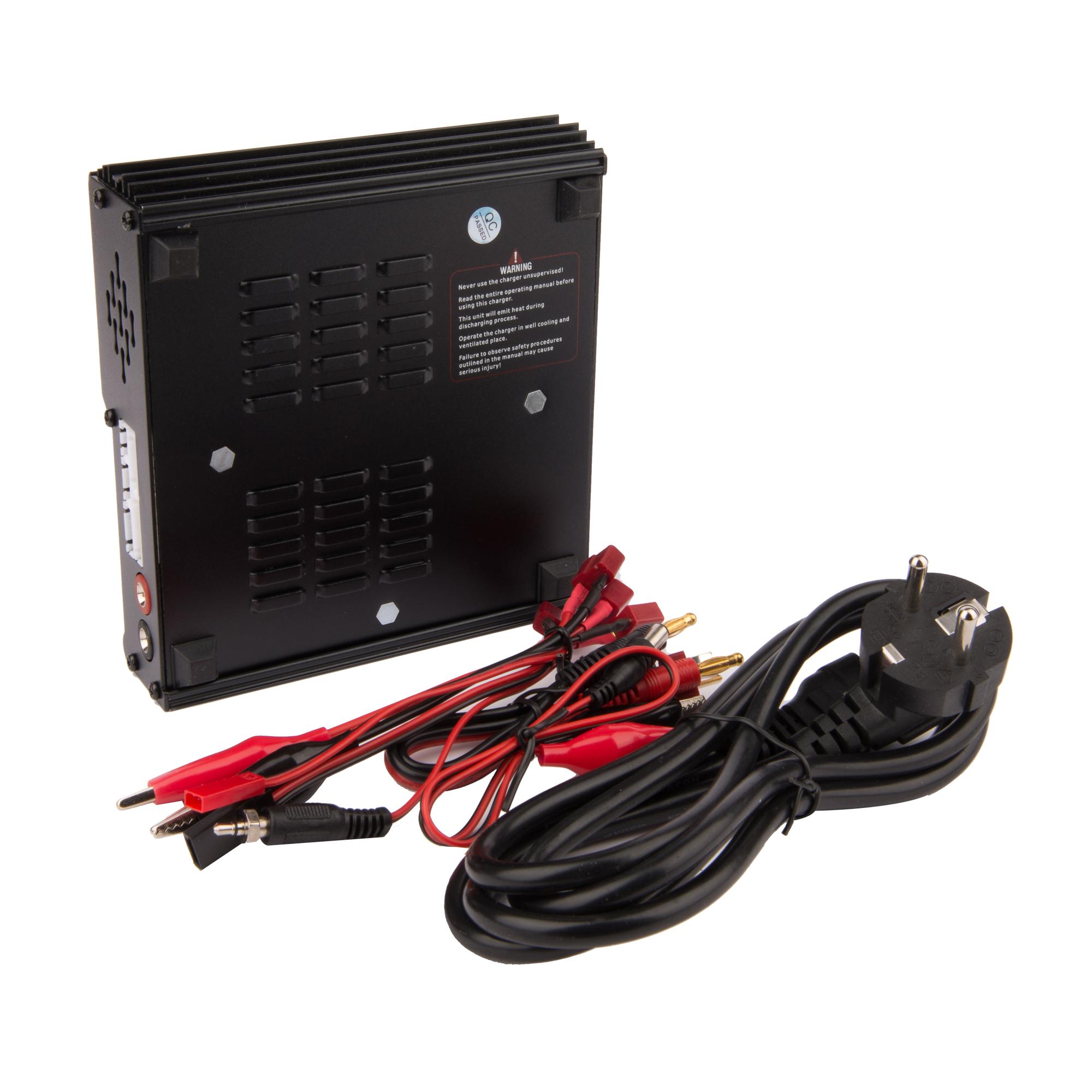 Imax B6AC+ LiPo/Li-Ion/LiFe/NiMH/Nicad/PB RC Battery Balance Charger Dual Power B6 AC Plus YC023-SZ(China (Mainland))
