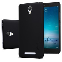 Buy xiaomi redmi note 2 Case NILLKIN Super Frosted Shield back cover case xiaomi redmi note2 free screen protector+package for $7.19 in AliExpress store
